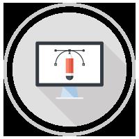 Designing-home-icon